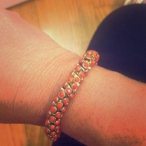 Loft coral bracelet